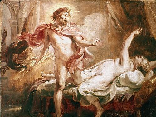 Semele y Zeus