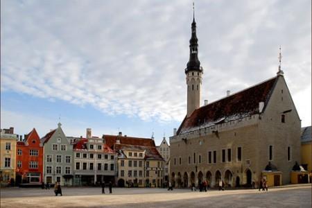 La leyenda de la iglesia de San Olav, Tallin