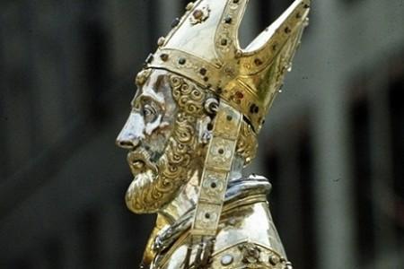 La leyenda de San Servacio