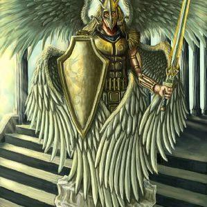 La Jerarquía Celestial, el ejército del bien
