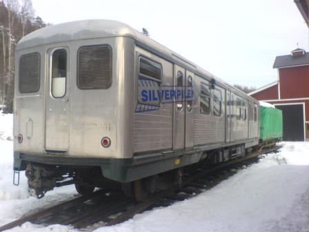 Silverpilen
