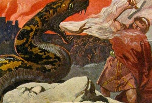 Mitología Nórdica: El Ragnarök - 2