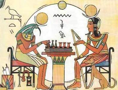 El mito de Keb y Nut y el calendario egipcio