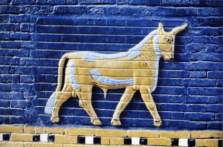 Toro-sagrado-de-Ishtar