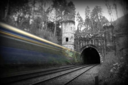 Historias de trenes fantama