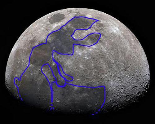 La leyenda del conejo de la luna