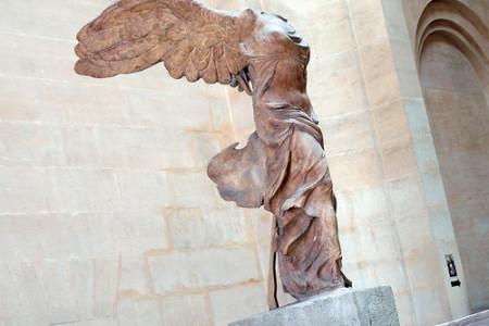 Niké, la diosa griega de la victoria