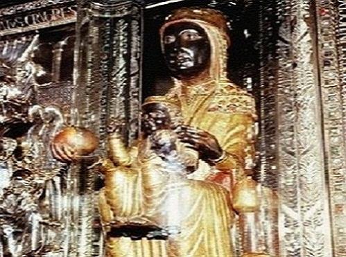 Virgenes negras