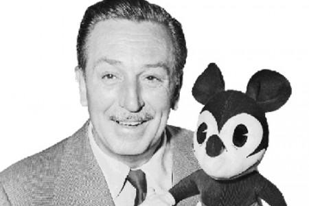 La leyenda de Walt Disney