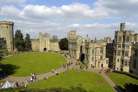 Los fantasmas del Castillo de Warwick