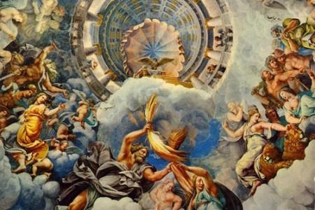 Oto y Efialtes, gigantes hijos de Poseidón