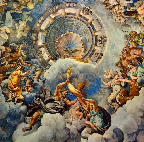 Zeus contra los gigantes